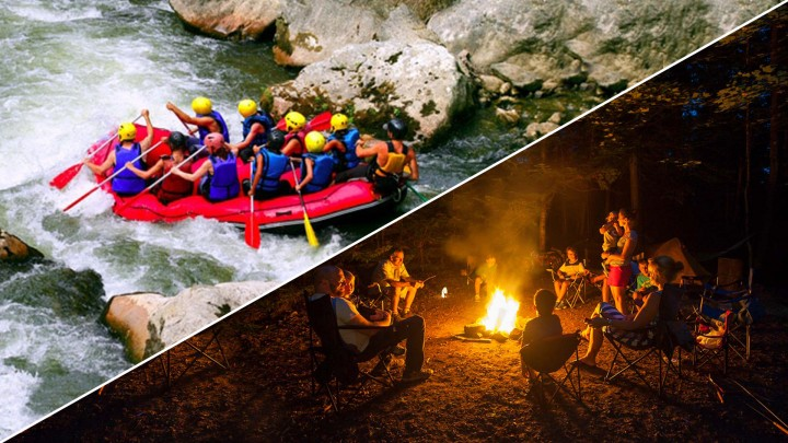 Rafting Camping +Waterfall…